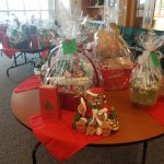 Chinese Basket Auction is held every year with the Clare of Assisi House Annual Holiday brunch