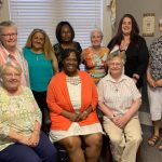 The ladies and volunteers from Clare of Assisi House a non-profit transitional house in reading pa for non violent women coming out of prison.